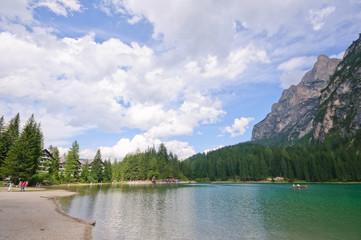 Lake Braies - Dolomites, Italy