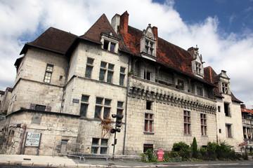 Medieval buildings in Perigueux