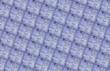Leinwanddruck Bild - Detail of a silicon wafer