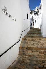 Calle de Vejer de la Frontera, Cádiz, España
