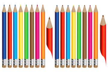 Crayons de couleur 2