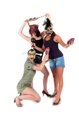 Halloween women masks