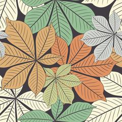 chestnut's  leaves