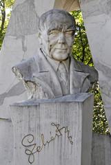 Franz Lehár, Denkmal in Wien