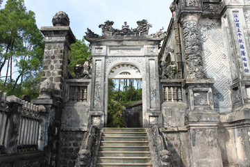 Emperor Khai Dinh Cemetery