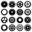 Machine Gear Wheel Cogwheel - 25382756