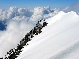 Refuge du Goûter - Mont Blanc
