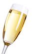 Glass of Champagne closeup