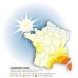 Energies renouvelables - Carte du gisement solaire en France