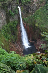 Catarata del Toro Waterfall