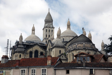 The Cathedral at Perigueux