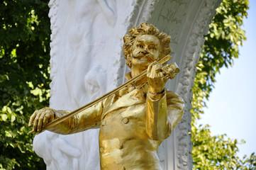 Johann Straussne (Sohn) Denkmal, Wien