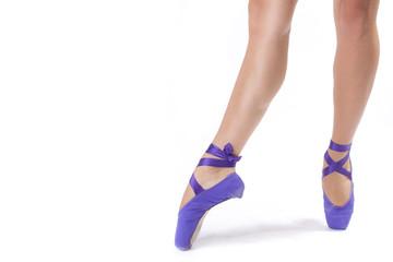 posizione gambe per danza classica