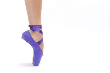 scarpe da ballo e posizione