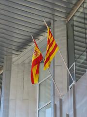 Banderas edificio