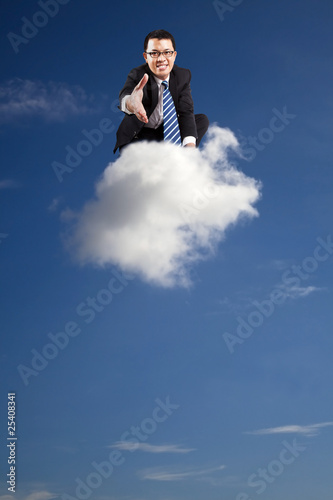 welcome join cloud business
