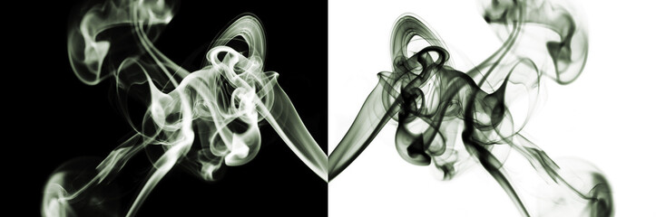 abstract smoke photography