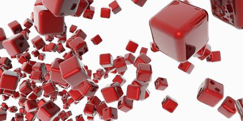 particule cubique