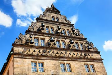 Hochzeitshaus in Hameln,Deutschland