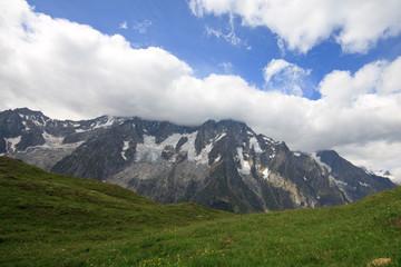 Grandes Jorasses (Monte Bianco)