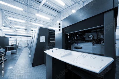 equipment for printing