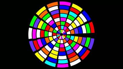 Girando los colores