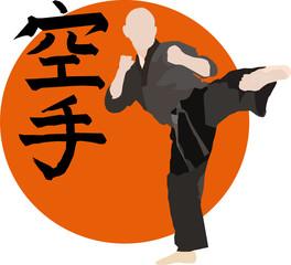 karate - fight (shaolin)