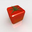 Cubic tomato
