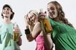 Deutschland, Jugendliche Party, Spaß