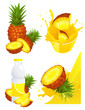 Ananas products