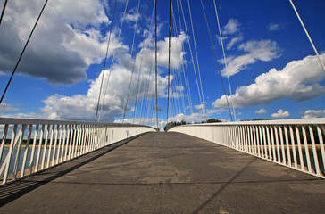 ponte moderno a Osijek