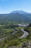 Cherfe panoramic viewpoint, Tenerife Island poster