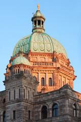 Victoria, British Columbia, Parliament Buiding Dome
