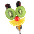 Faites manger des fruits à vos enfants !