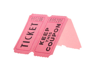 Ticket and Coupon