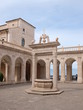 The Abbey of Montecassino, Italy