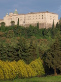 Montecassino abbey, Italy