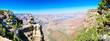 Grand Canyon panoramic view