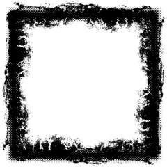 grunge frame1