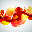 roleta: Abstract Background