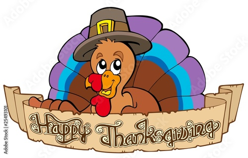 Happy Thanksgiving theme 1