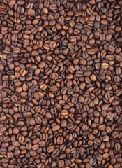 Background of coffee bean.