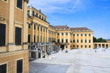 Castle Schoenbrunn Vienna