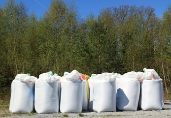 Agricultural Fertilizer 600kg Bags