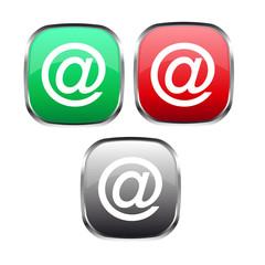 e-mail Button Set