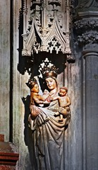 St. Anne with Madonna and Child, Stephansdom Vienna