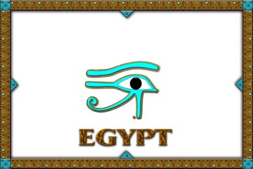 Eye Ra border