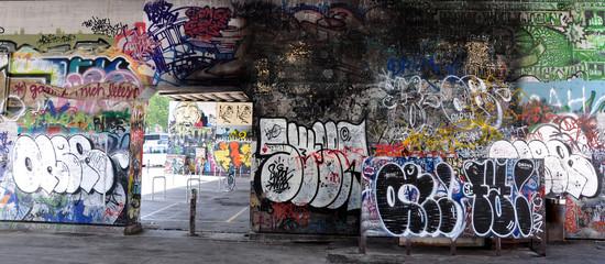 parking ...graffiti