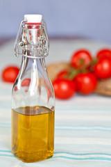 Olivenöl und Tomaten I