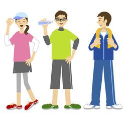 sports walking2